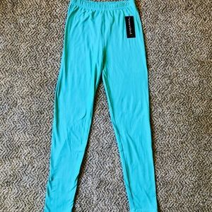 Pants - New w/ tags Conceited Tiffany blue Leggings